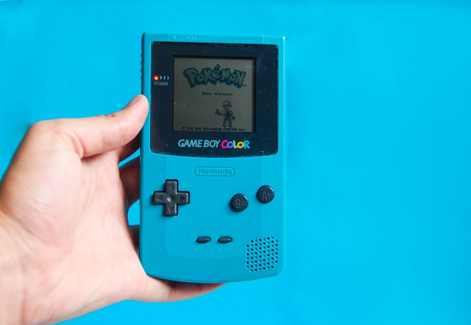 Pokemon Game Boy Color